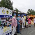 Otwartych Mistrzostw Polski w Siatkówce Plażowej na Siedząco i Stojąco w Piastowie