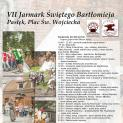 W najbliższą niedzielę Jarmark św. Bartłomieja w Pasłęku