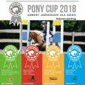 Inauguracja zawodów jeździeckich dla dzieci PONY CUP 2018