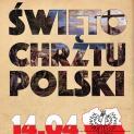 Święto Chrztu Polski - Wywieś flagę