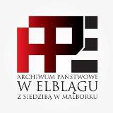 Archiwum Państwowe w Elblągu z siedzibą w Malborku (strona zewnętrzna)