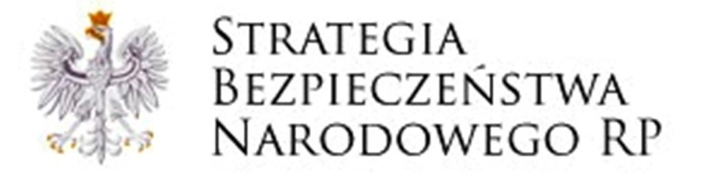 Strategia Bezpieczeństwa Narodowego RP (strona zewnętrzna)